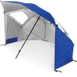 Beach Umbrella Sun Shelter Super-Brella Portable Canopy Spor