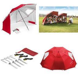 Beach Umbrella Sun Tent Family Pool Camping Sport Shelter Ca