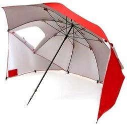 Beach Umbrella Sport-Brella Vented SPF 50+ Sun and Rain Cano