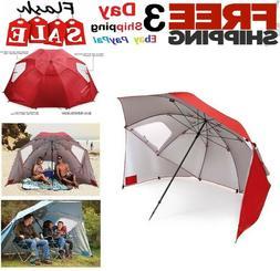 BEST Beach Umbrella Sun Tent Family Pool Camping Sports Shel