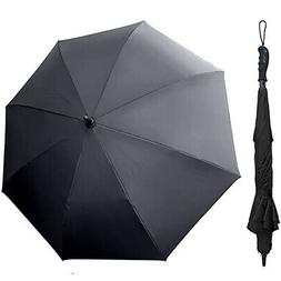 "BETTER BRELLA Wind-Proof, Reverse Open, Upside Down 41.5"" wi"