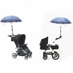 Bicycle Wheelchair Stroller Pram Stretch Umbrella Support Ho