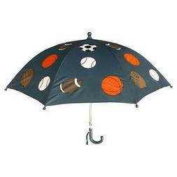 Foxfire for Kids Big Boys Sports Balls Umbrella Multicolor
