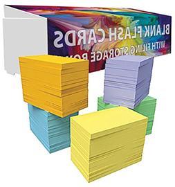"DEBRADALE DESIGNS - Small Blank Flash Cards - 3-1/2"" x 2"" In"