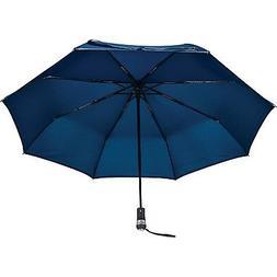 "STROMBERGBRAND 54"" LED Light Handle Auto Open/Close Umbrella"