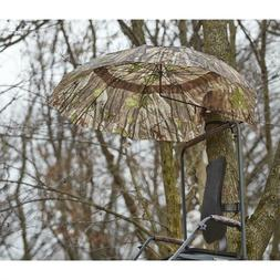 "Large 54"" UMBRELLA Deer Hunting 2-Person Tree Stand/Ground C"