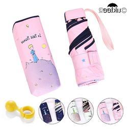 Cartoon mini pocket <font><b>umbrella</b></font> child child