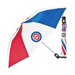 Chicago Cubs MLB Automatic Folding Umbrella