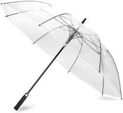 Zomake Clear Golf Umbrella, Large Windproof Umbrella Automat