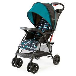 Kolcraft Cloud Sport Lightweight Stroller Teal Baby Umbrella