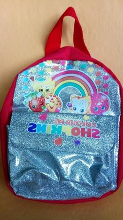 Color Me Shopkins  Mini Back Pack