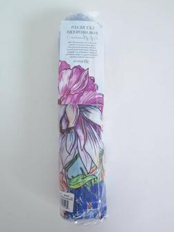 Brighton Compact Folding Umbrella Enchanted Garden Floral C