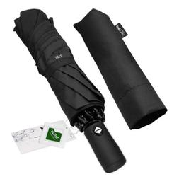 Compact Umbrella Automatic Open&Close  Folding Windproof Str