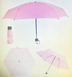 COMPACT UMBRELLA, SMALL SIZE FOR ANY TRAVEL, EASY TO CARRY,