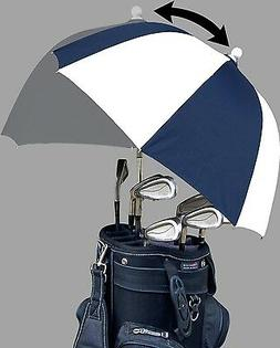 """RainStoppers The Deflector - 34"""" Golf Bag Umbrella"""