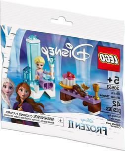 LEGO Disney Frozen 2 Elsa's Winter Throne Polybag 30553 New