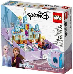 Lego Disney Frozen II 43175 Anna & Elsa's Storybook Adventur