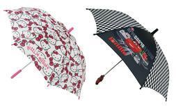 Disney Pixar Cars Lighting McQueen Kids Umbrella with 3D Fig