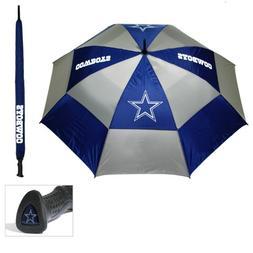 Team Golf 62 inch Double Canopy Dallas Cowboys, Golf Umbrell