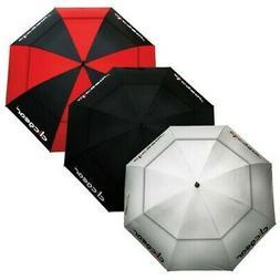 Clicgear Double Canopy Vented Umbrella Tour Golf UV Protecti