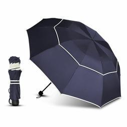 Double Golf Umbrella Rain Women Windproof for Male Women Umb