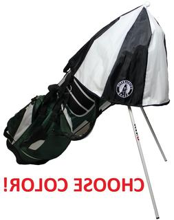 DrizzleStik DRAPE Golf Bag Umbrella Club Rain Cover Gift Acc