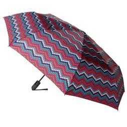 Eco-friendly Shedrain Vented Umbrella, Auto open, Auto close