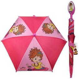 fancy nancy kids umbrella with clamshell handle