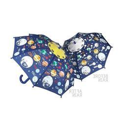 Floss & Rock Colour Changing Umbrella Universe Space Boys Gi