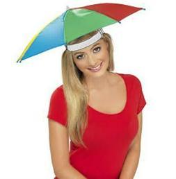 Folding Umbrella Hat Beach Hat Outdoor Sun Protection Shade