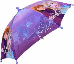 Disney Frozen Elsa Anna Little Girls Kids Umbrella Gift Toy