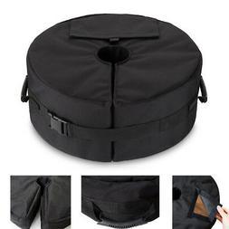 "Garden Umbrella Base Weight Bag 18"" Round Sand Stand for All"