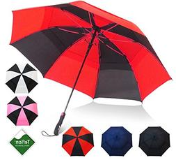 Golf Umbrella by Repel with Triple Layered Reinforced Fiberg