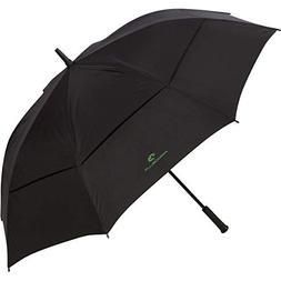 Procella Golf Umbrella 62 Inch Large Oversize Windproof Wate