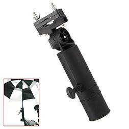 Kocome Golf Club Durable Umbrella Holder Stand for Buggy Car