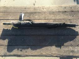 BLUNT Golf_G2 Black & Yellow Premium Sports Umbrella 'The Ul