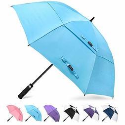 ZOMAKE Golf Umbrella 62/68 Inch, Large Windproof Umbrellas A