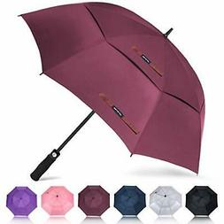 ZOMAKE Golf Umbrella 58/62/68 Inch, Large Windproof Umbrella