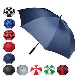 BAGAIL Golf Umbrella 68/62/58 Inch Large Oversize Windproof