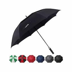 ACEIken Golf Umbrella Windproof Large 62 Inch, Double Canopy