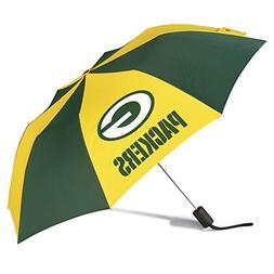 Green Bay Packers NFL Automatic Folding Umbrella