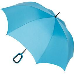 ShedRain Hand Free Stick Umbrella 3 Colors Umbrellas and Rai