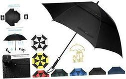 Heasy Golf Umbrella 58/62/68 Inch Large Windproof Waterproof