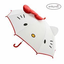 Hello Kitty Cute Umbrella For Girls New Autumn 2018 Fashion