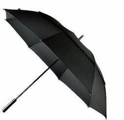 LifeTek Hillcrest 62 inch Golf Umbrella Automatic Open Large