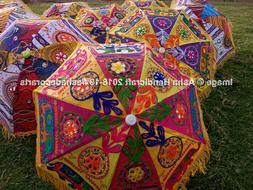 Indian Handmade Small Umbrellas For Kids Sun Shade Protectio