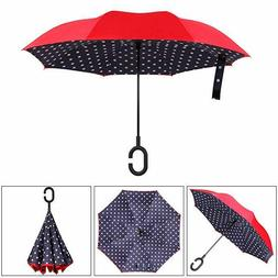 BAGAIL Inverted, Reverseable, Folding, Umbrella