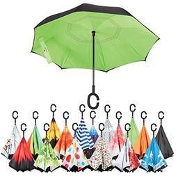 Sharpty Inverted Umbrella, Umbrella Windproof, Reverse Umbre