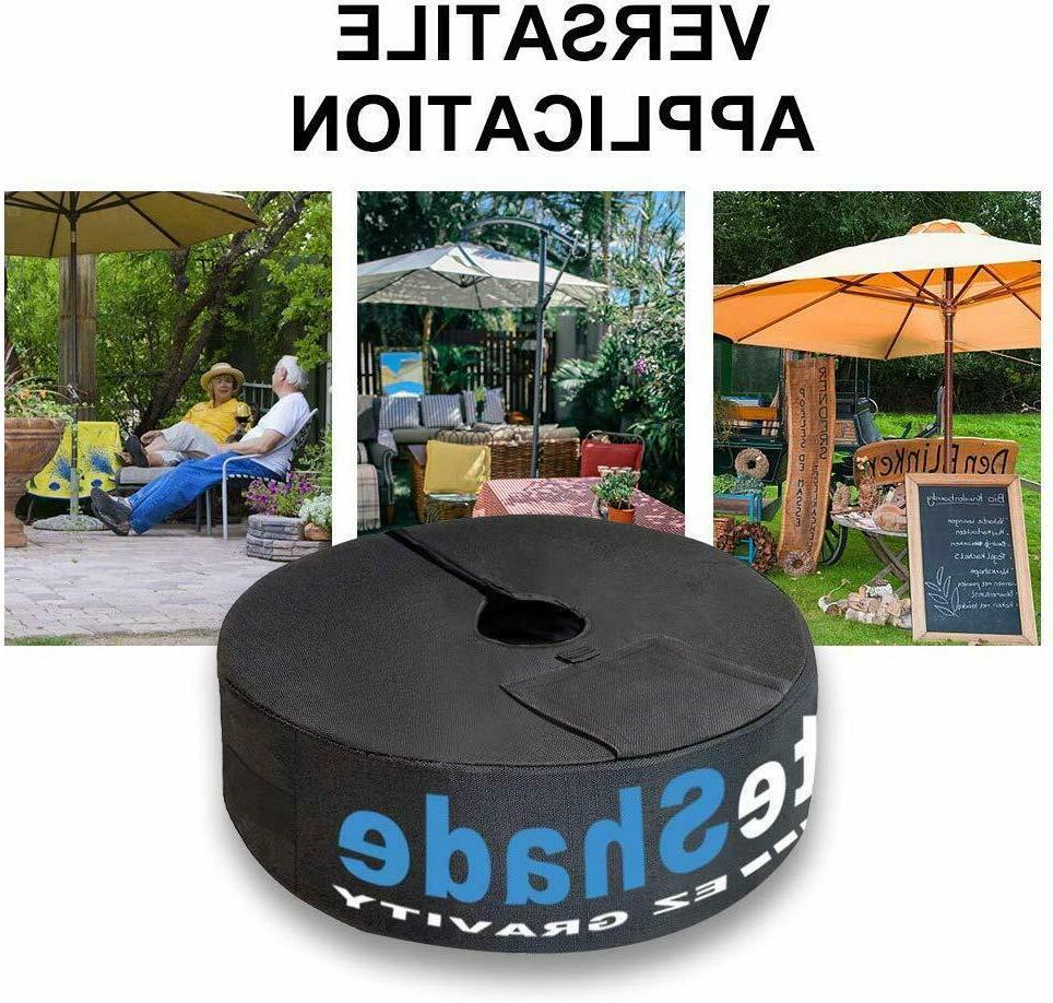 "18"" Outdoor Weight Umbrella Holder Up to 88"
