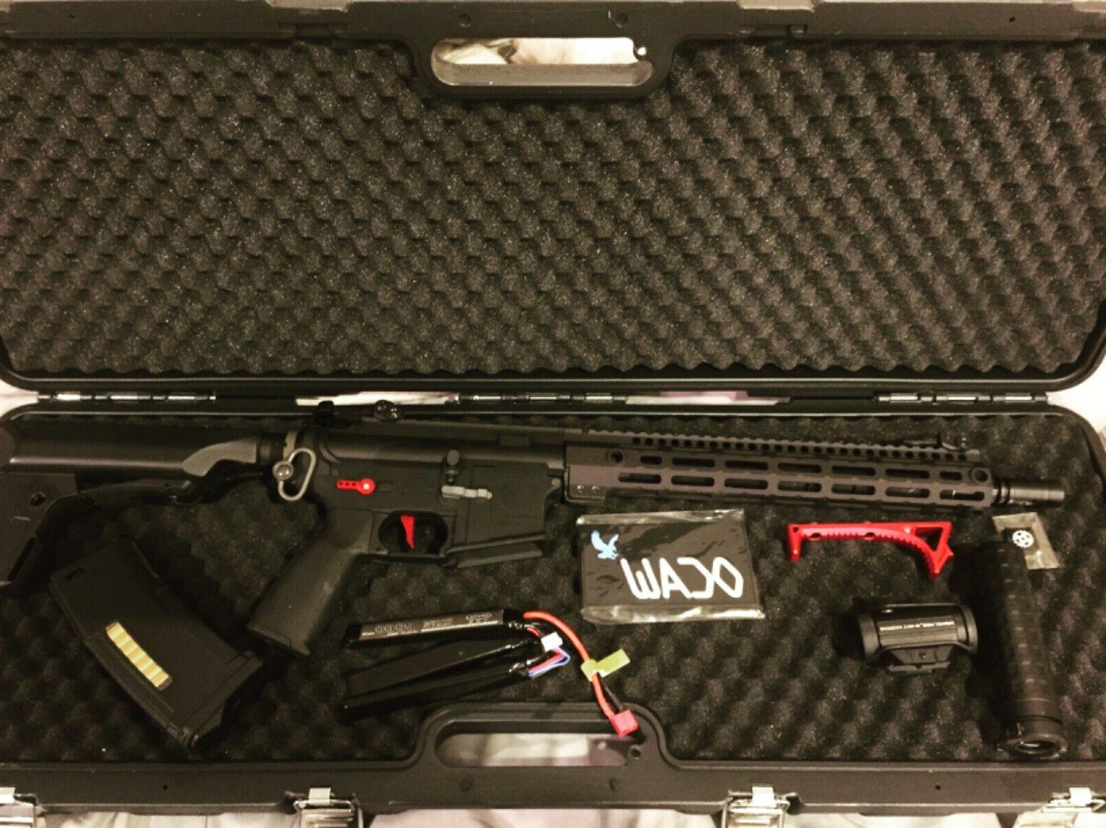 2018 ocaw 400fps airsoft rifle
